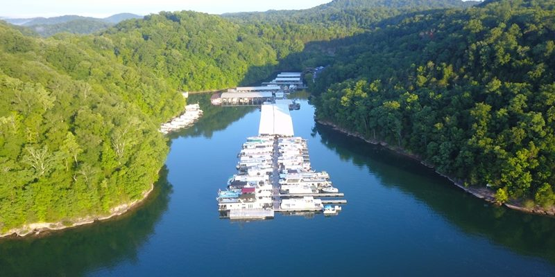 Welcome To Dale Hollow Marina – Houseboats